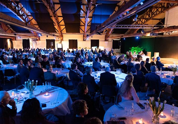 Større konferencer og events